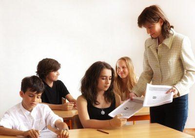 Příprava na přijímací zkoušky z ČJ na osmiletá gymnázia