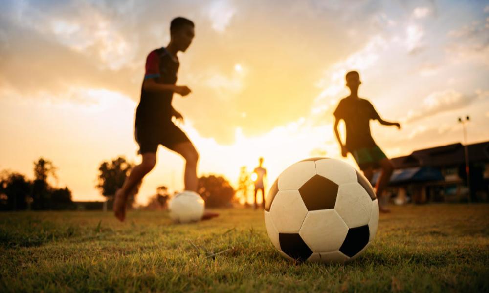 Fotbal pro děti ZŠ